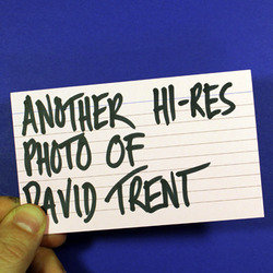 David Trent – This is All I Have 4 Stars ****