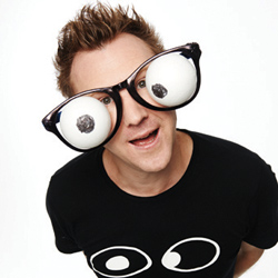 Jason Byrne – My Special Eye 5 Star *****