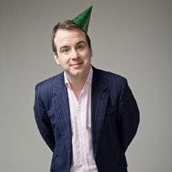 Matt Forde: The Political Party 5 Star *****