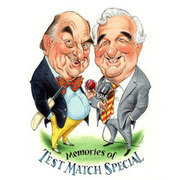 Blofeld and Baxter – Memories of Test Match Special