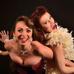 Blues and Burlesque Speakeasy Show 4 Stars ****