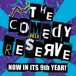 The Comedy Reserve 3 Stars ***