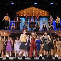 Lysistrata: The Disco, Vaudeville, Rock 'n' Roll Musical – Aurora/ WCSU 4 Stars ****