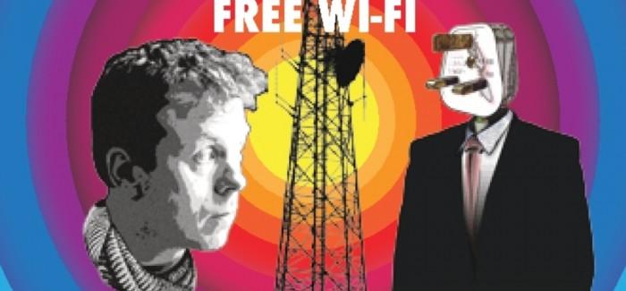 Michael Legge Free WiFi 4 Stars ****