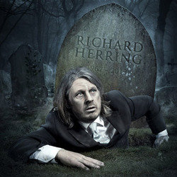 Richard Herring – We're All Going to Die! 5 Stars *****