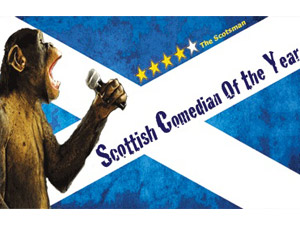 Scottish Comedian of the Year Final 2013 – O2 Academy Glasgow 29 September