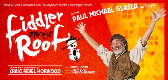 Fiddler on the Roof 2013 Tour Festival Theatre Edinburgh – 1 October