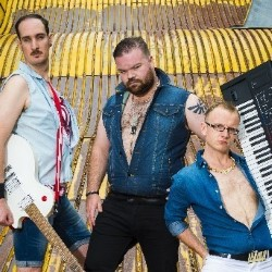 The Axis of Awesome – Viva La Vida Loca Las Vegas 4****