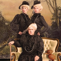 The Importance of Being Earnest as Performed by Three F*cking Queens and a Duck 4****