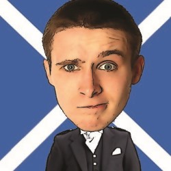Larry Dean: Scottish Comedian of the Year 2013 4****