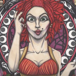 Madame Magenta: Libros Mystica 4****