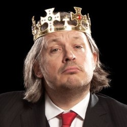 Richard Herring – Lord of the Dance Settee  4 ****