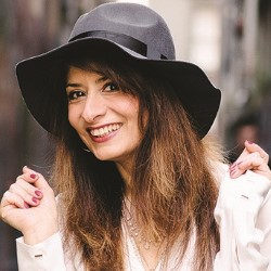 Shappi Khorsandi – Because I'm Shappi 5*****