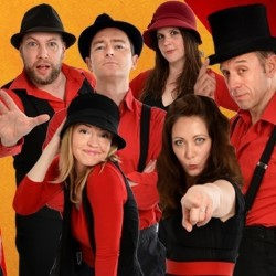 Showstopper! The Improvised Musical – 5*****