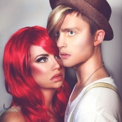 Frisky and Mannish- Just Too Much 4***