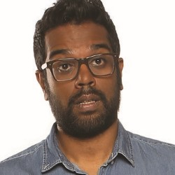 Romesh Ranganathan – Rom Wasn't Built in a Day 4****