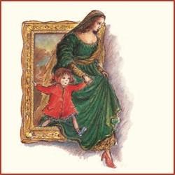 Katie and the Mona Lisa 4****