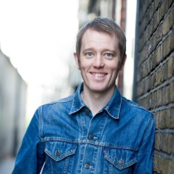 Alun Cochrane: A Show with a Man in it 4***