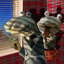 Scottish Falsetto Sock Puppet Theatre – Minging Detectives 4****