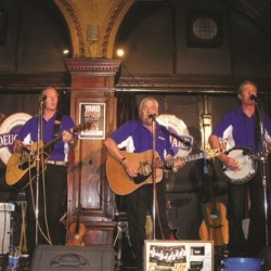 Caledonian Folk and Blues at The Guildford 21st Year 4****