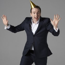 Matt Forde: Get the Political Party Started 4****