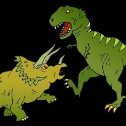 Aaaaaaaaaaaaagh! Dinosaurs! 4****