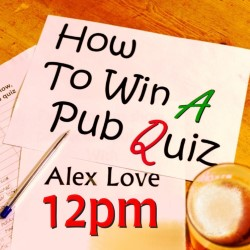 Alex Love – How to Win a Pub Quiz 3***