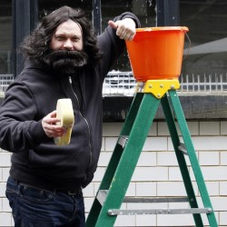 Gavin Webster – Jesus Christ's a Window Cleaner Now 5*****