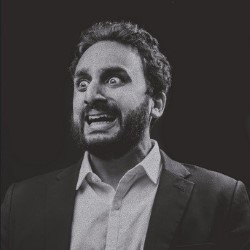 Nish Kumar: Actions Speak Louder Than Words, Unless You Shout the Words Real Loud 5*****