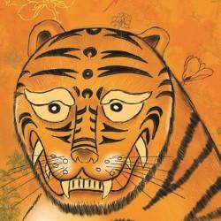 Tiger in Blossom – Modl Theatre of Korea 4****