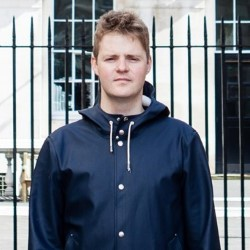 Tom Ballard: The World Keeps Happening 4****
