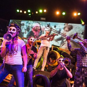 Counting Sheep: A Guerrilla Folk Opera – Lemon Bucket Orkestra 5*****