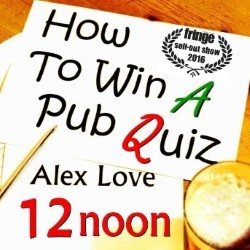 Alex Love – How to Win a Pub Quiz 4****