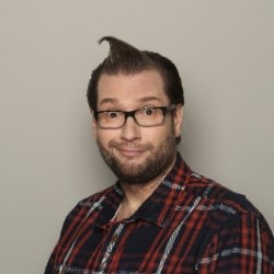 Gary Delaney – There's Something About Gary 4****