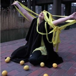 Siân Docksey's Totally Casual and Freewheeling Mystic Comedy: Lemon Torpedo 3***
