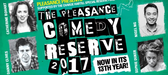 The Comedy Reserve  4****
