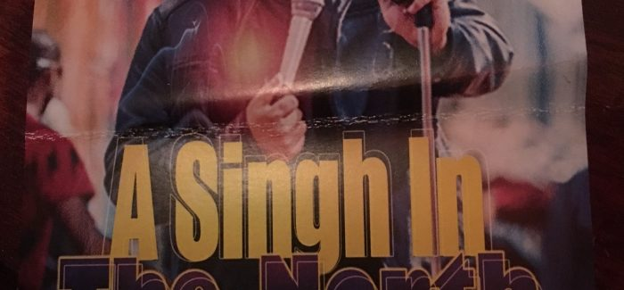 Sid Singh's 'A Singh in the North' 4****