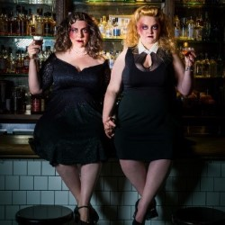 Mother's Ruin: A Cabaret about Gin – Maeve Marsden and Libby Wood -5*****