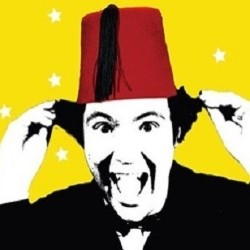 Just Like That! The Tommy Cooper Show –  Hambledon Productions 5*****