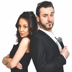 Lily Lovett and Patrick Monahan:- Date Night 4****