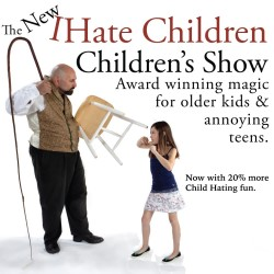 The New I Hate Children Children's Show – 4****