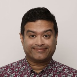 Paul Sinha :- The Two Ages of Man 5*****