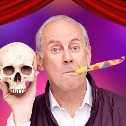 Gyles Brandreth : Break A Leg 4****