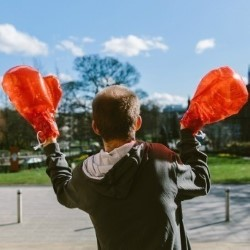 Lost Voice Guy : Inspiration Porn  4****