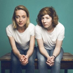Anna and Helen: Stuck in a Rat 4****