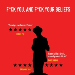 Ashley Haden: F*ck You, and F*ck Your Beliefs 2**