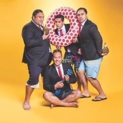 Modern Maori Quartet: Garage Party 3***