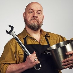 George Egg: Movable Feast – 4****