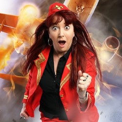 Susan Murray: How Not To Die In A Plane Crash 3*** and a half