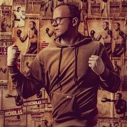 James  McNicholas: The Boxer 4****